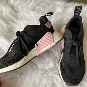 adidas Shoes - Black NMD Adidas running shoes